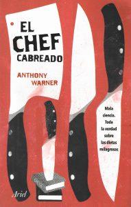 El Chef cabreado portada