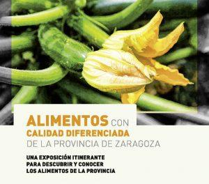 ÉPILA. Exposición de Alimentos con calidad diferenciada en la provincia de Zaragoza (del 12 al 21 de diciembre)