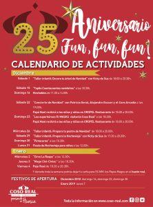 Cartel-programa-actividades-Huesca-Aki-2018-19