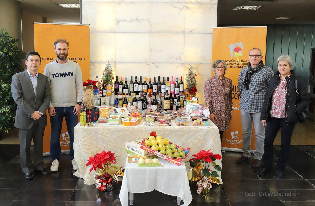 Cesta Navidad Gastro Aragón AIAA 2018 GOC