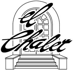 Chalet logo Zaragoza