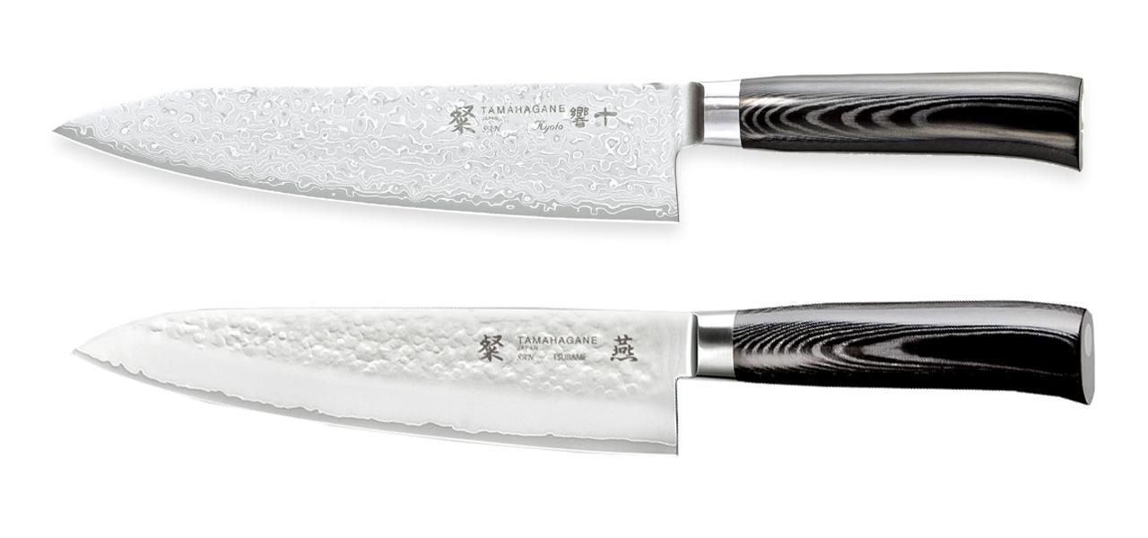 Un cuchillo japonés, sugerente regalo para 'cocinillas'