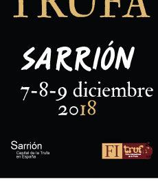 SARRIÓN. Feria Fitruf (del 7 al 9)