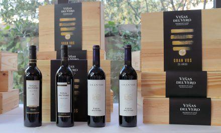 25 años con el Gran Vos de Viñas del Vero