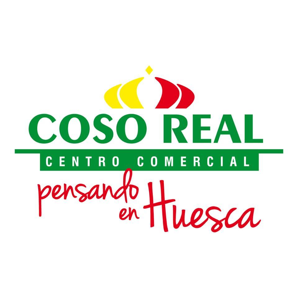 HUesca Coso Real logo