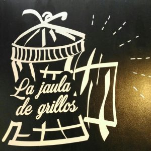 Jaula de Grillos logo