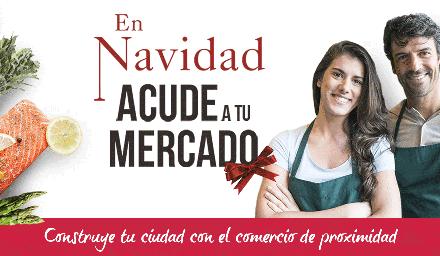 Navidad en los mercados (del 15 de diciembre al 5 de enero)