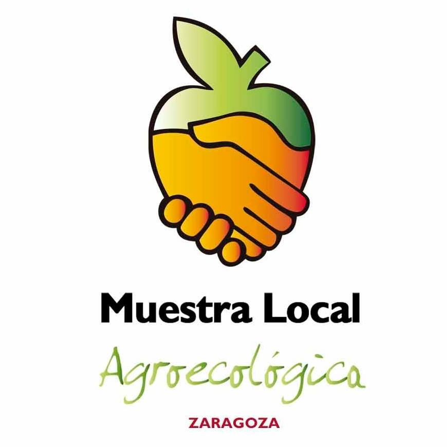 Muestra Mercado agroecológico Zaragoza logo
