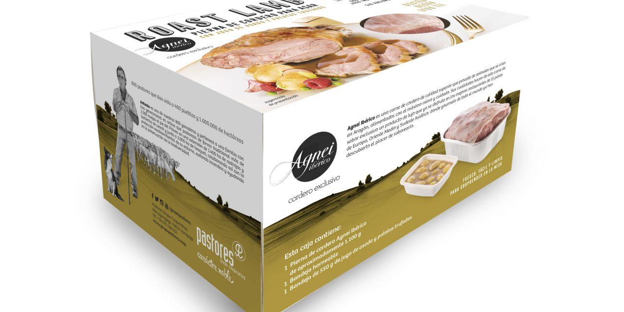 Pastores presenta su 'Roast Lamb Agnei ibérico'