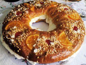 Roscón de Reyes La Zarola