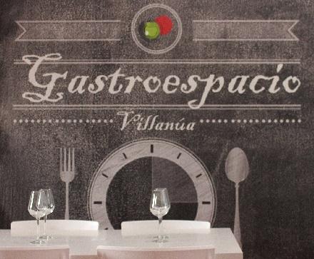 Villanúa Gastroespacio logo OK