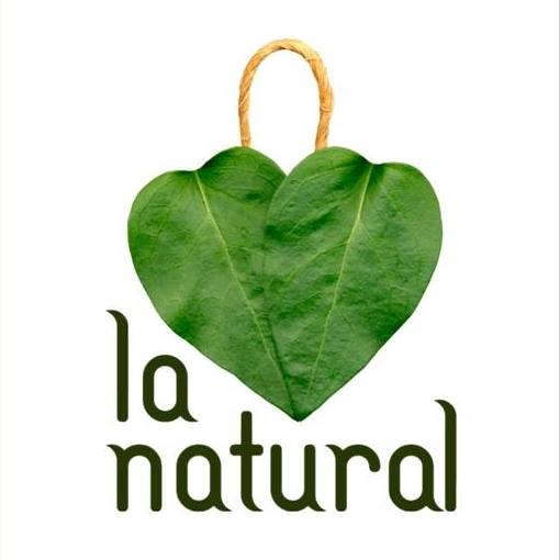 ZGZ La Natural Logo