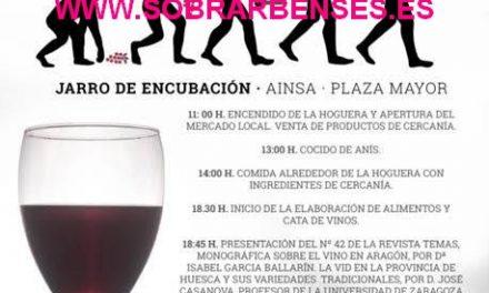 AÍNSA. Punchacubas (sábado, 15)