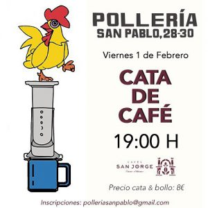 01 feb Cata cafe