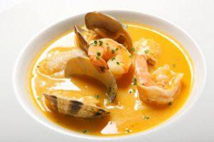 Albarracin Sopa de pescado