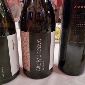 Bodegas Alto Moncayo botellas