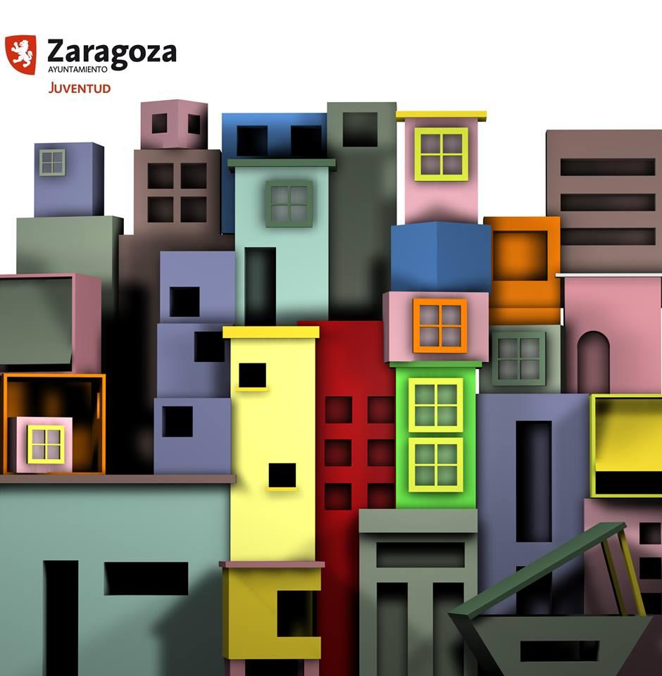 Casa Juventud Ayto Zaragoza logo