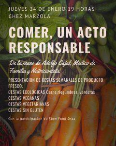 Chez Marzola presentación