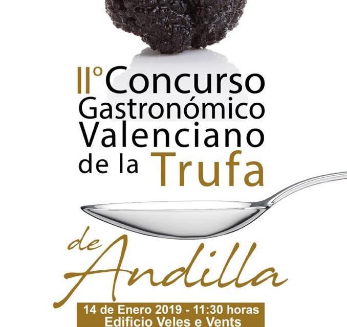 Un aragonés, finalista en el concurso de trufa de Andilla