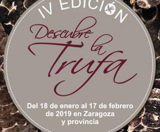 Ya se conocen los finalistas de la IV edición de Descubre la trufa