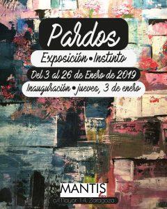 Exposición Pardos Mantis bar