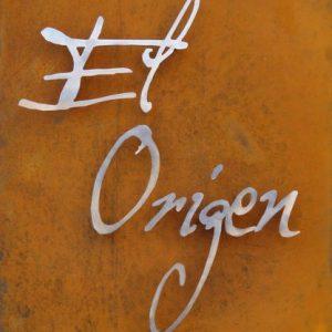 Huesca El Origen logotipo