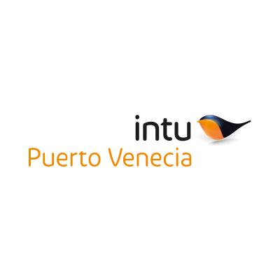 Intu Puerto Venecia logotipo