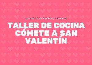 Lasca san Valentin