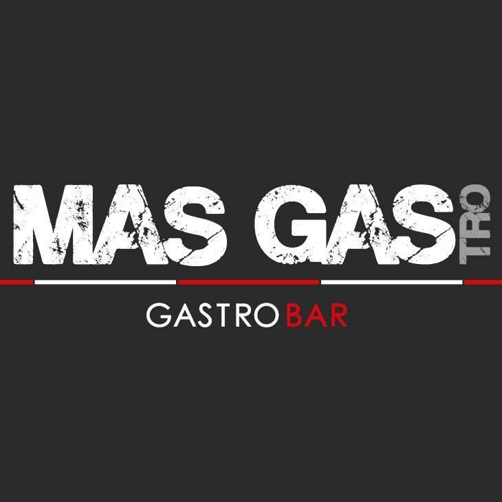 Mas Gastro bar Logo