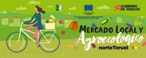 Mercado local agroecologico Norte Teruel imagen
