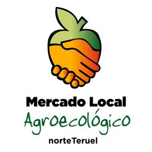 Mercado local agroecologico Norte Teruel logo