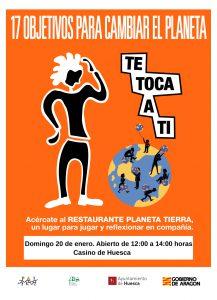 20 ene Restaurante Planeta Tierra