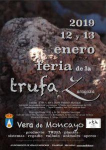 Vera Moncayo feria trufa