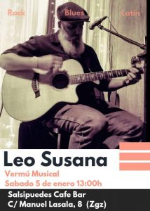 Salsipuedes Vermu musical Leo Susana