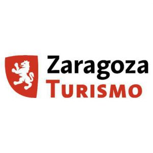 Zaragoza Turismo logo