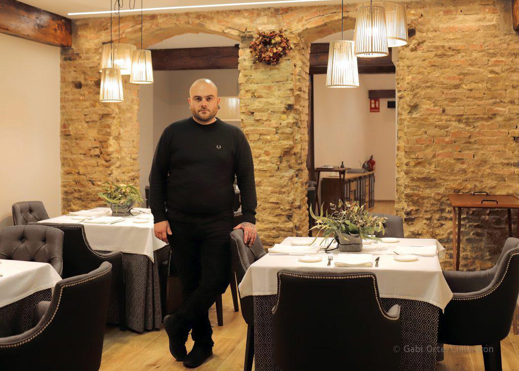 Manuel Araguás restaurante Zoca GOC