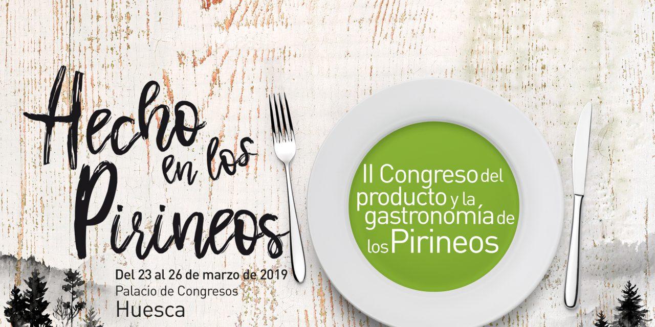 'Hecho en los Pirineos', el único congreso gastronómico franco-español