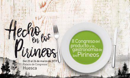 El congreso del producto y la gastronomía  de los Pirineos toma la ciudad de Huesca