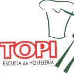 escuela de hostelería TOPI logo