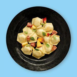 plato pasta fresca Libertina