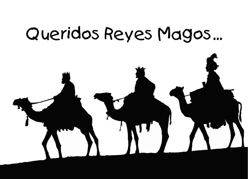 Carta a los Reyes