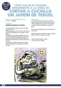 25 feb Taller Huesca