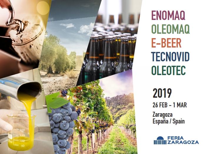 Enomaq 2019 y otros