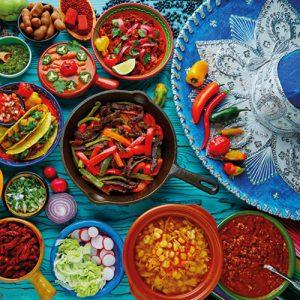 Escuela de sabor cocina india