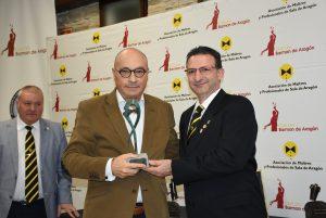 Marcos Beltrán Premio Coca Cola