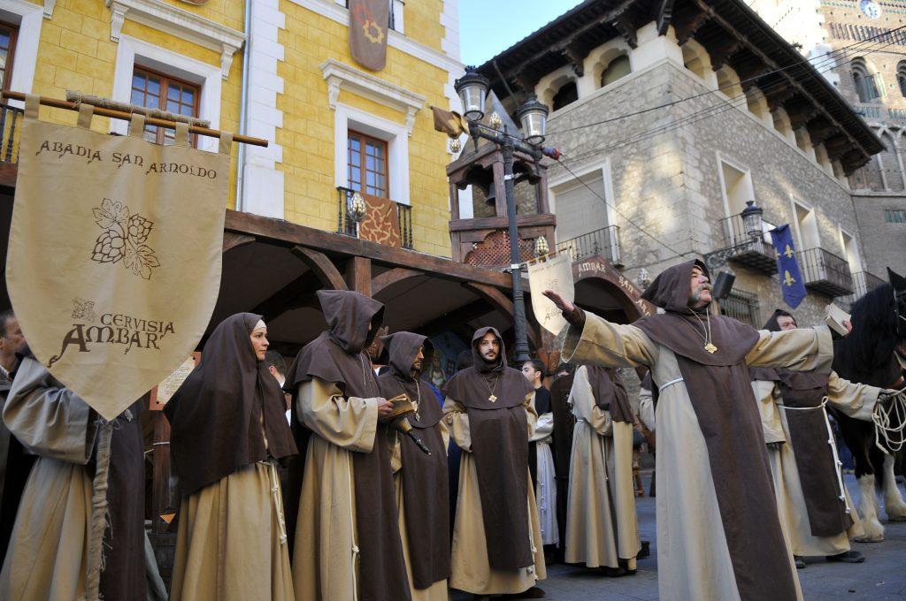 P-Abadía de San Arnold de Ambar