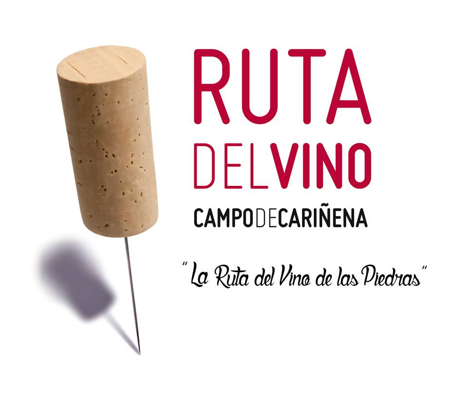 Ruta vino piedras Campo Cariñena logotipo ok