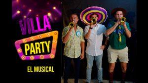 Villa Party, marzo