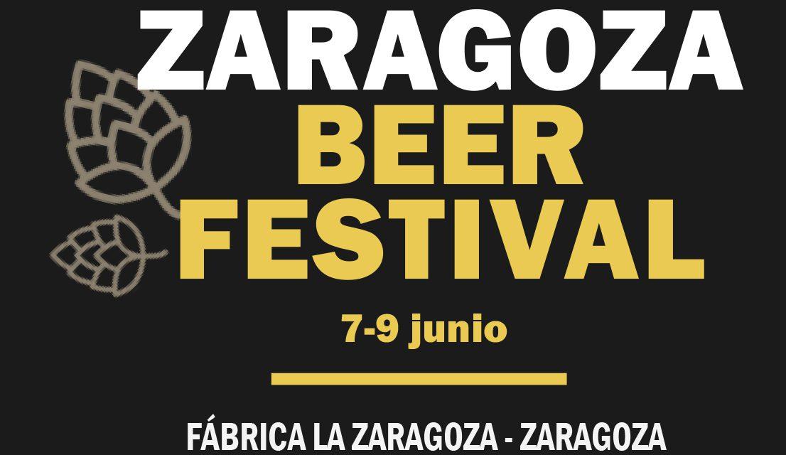 Presentado el Zaragoza Beer Festival