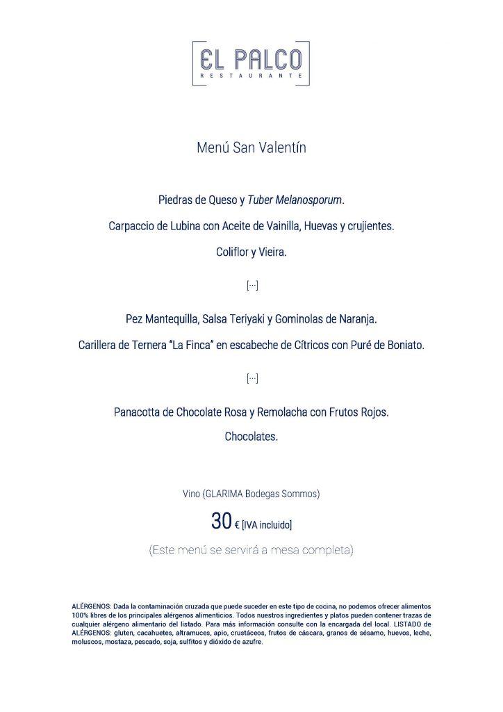 restaurante-el-palco-menu-san-valentin-2019